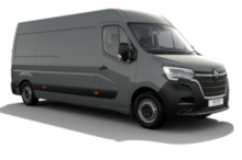 Business Panel Van LWB